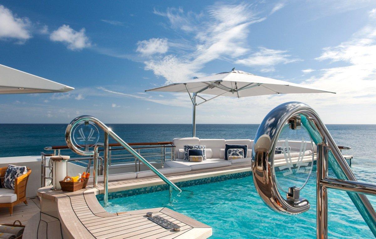 Appealing Swimming Pool Ladder