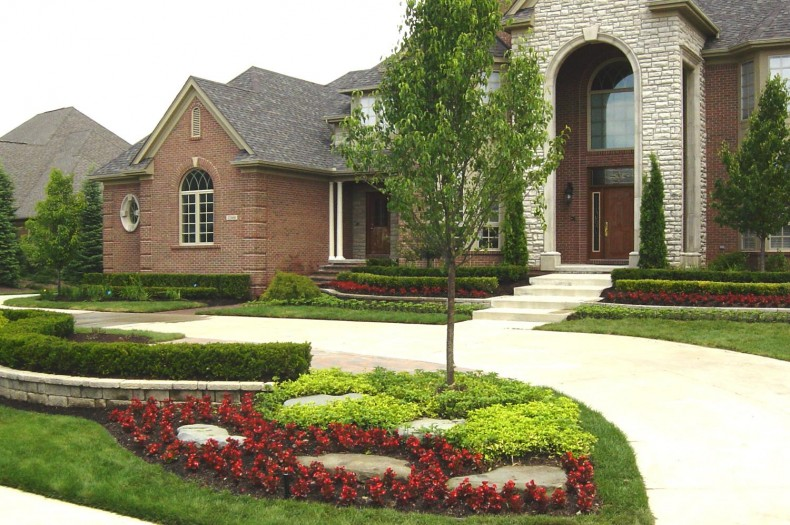 Awesome Front Yard Landscaping Ideas Pictures