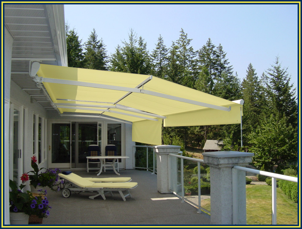 Awnings For Decks Style