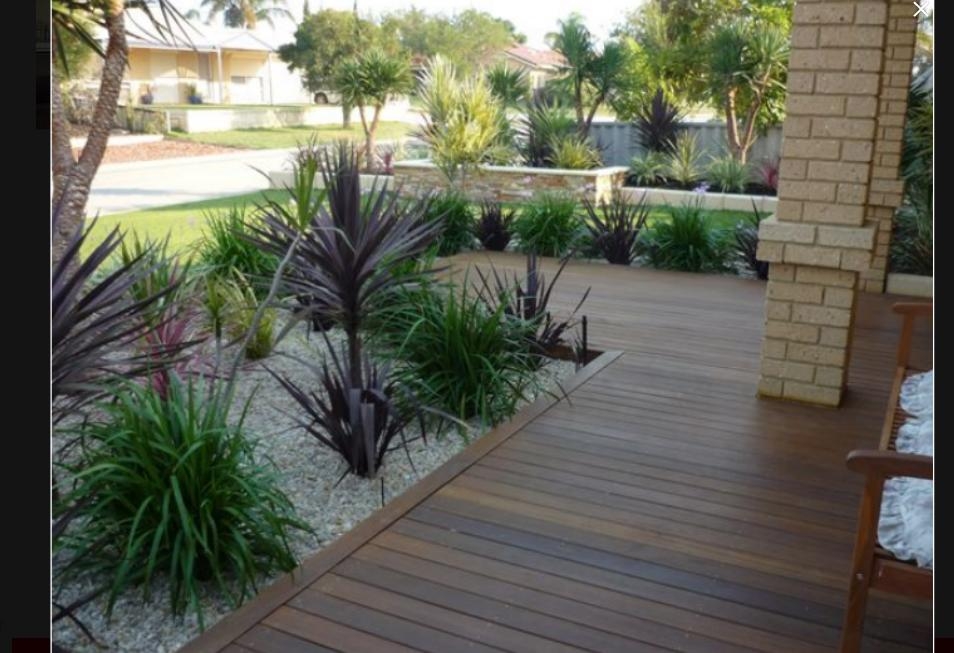 Contemporary Front Yard Landscaping Ideas Pictures Rickyhil