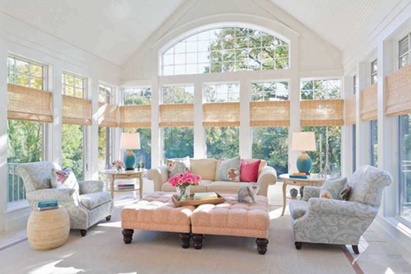 House Plans With Sunrooms Design