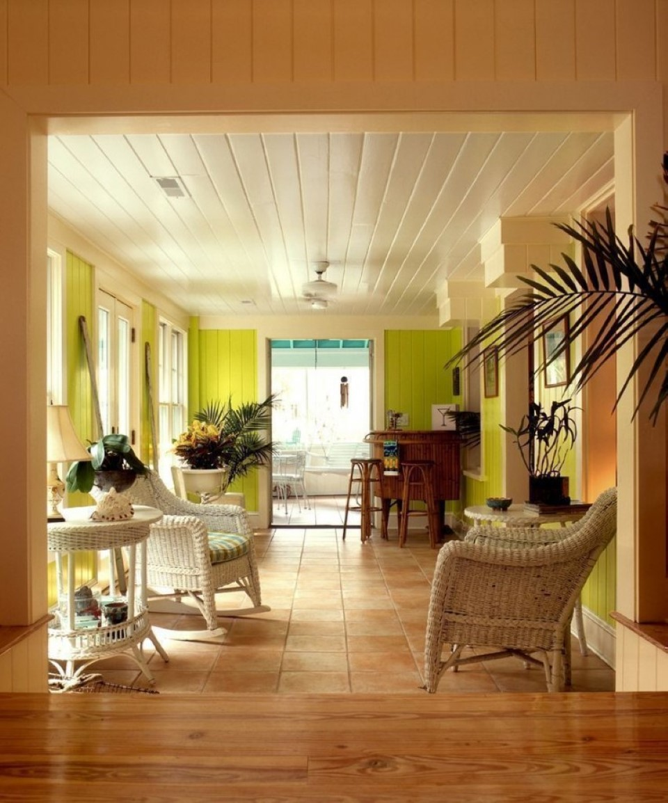 Idea House Plans With Sunrooms