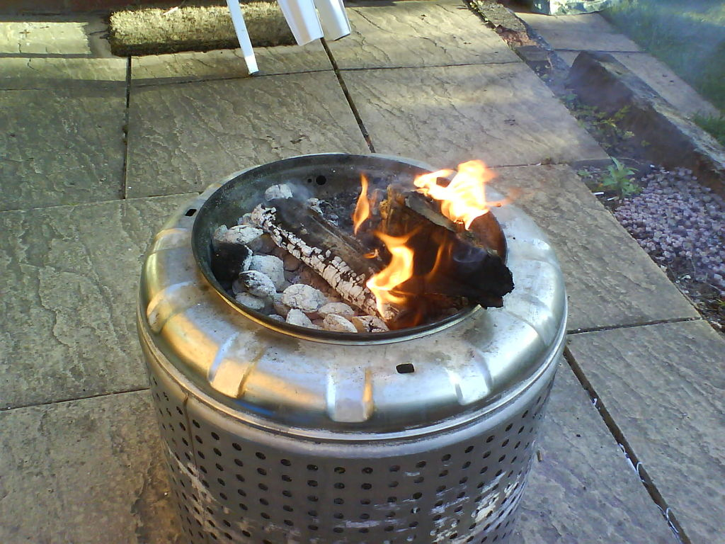 Inspiring For Build Your Own Fire Pit