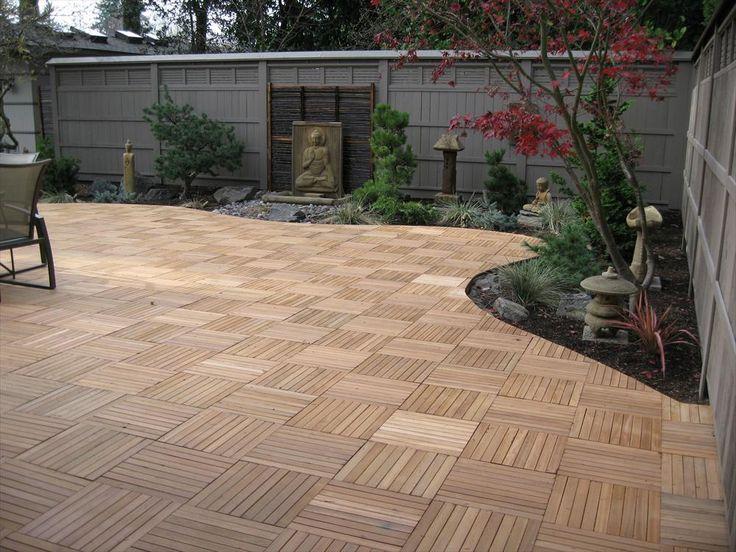 Charmant ... Interlocking Deck Tiles Color ...