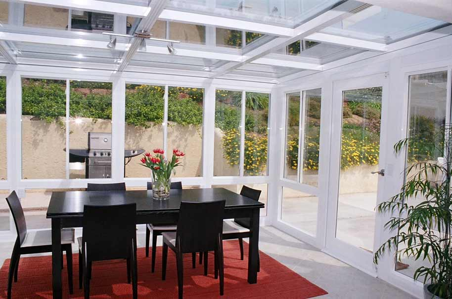 Natural House Plans With Sunrooms