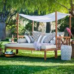 Patio Heaven Signature Queen Canopy Bed Hayneedle