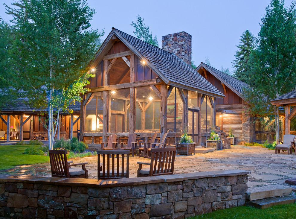 Rustic Screened In Porch Ideas