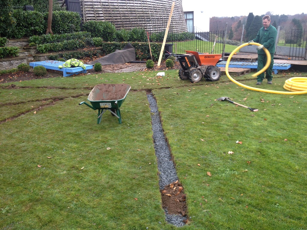 Backyard Drainage Companies Rickyhil Outdoor Ideas