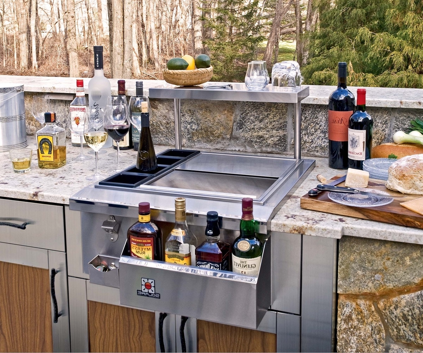 Material Is Best For Outdoor Kitchen Sink — Rickyhil ...