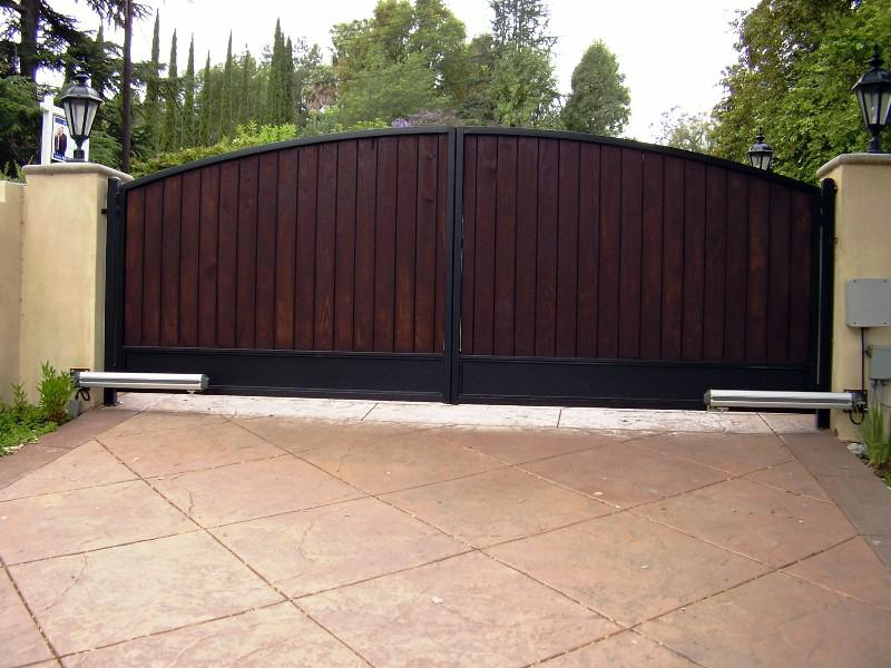 Alternative To Automatic Driveway Gates Rickyhil Outdoor