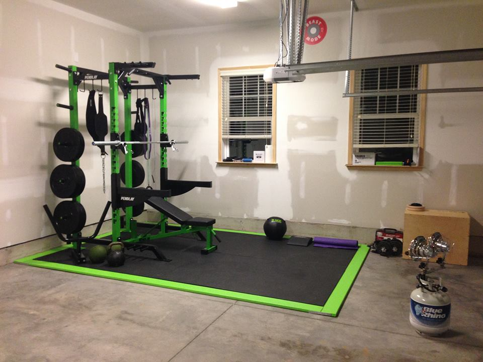 Paint walls accent ideas for garage gym : rickyhil outdoor ideas
