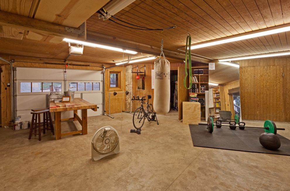 Paint walls accent ideas for garage gym rickyhil outdoor ideas