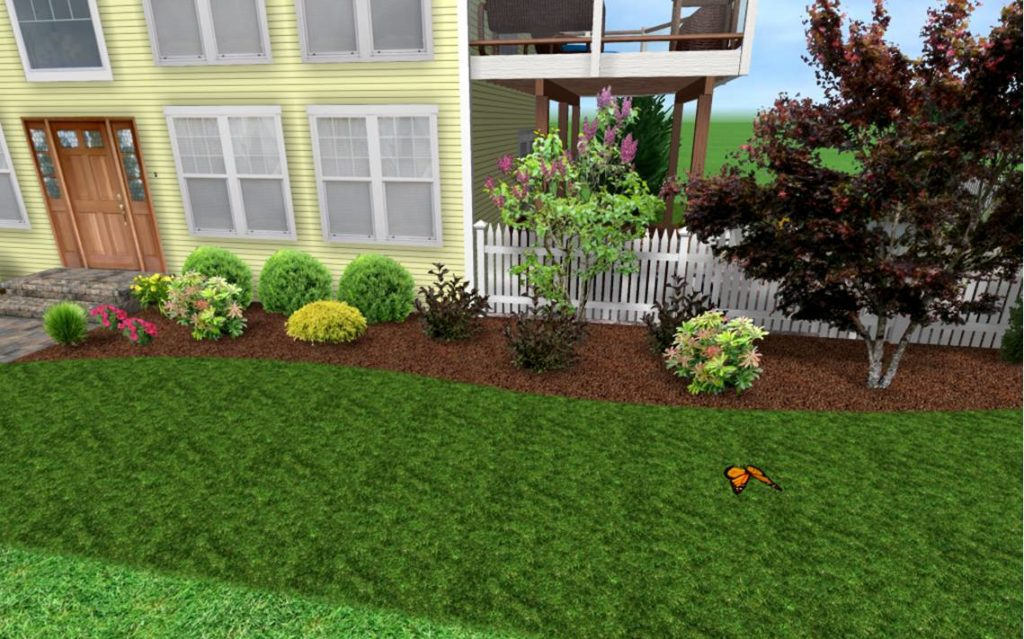 Low Maintenance Landscaping Ideas Front Yard : Rickyhil ... on Low Maintenance Backyard Ideas  id=41181
