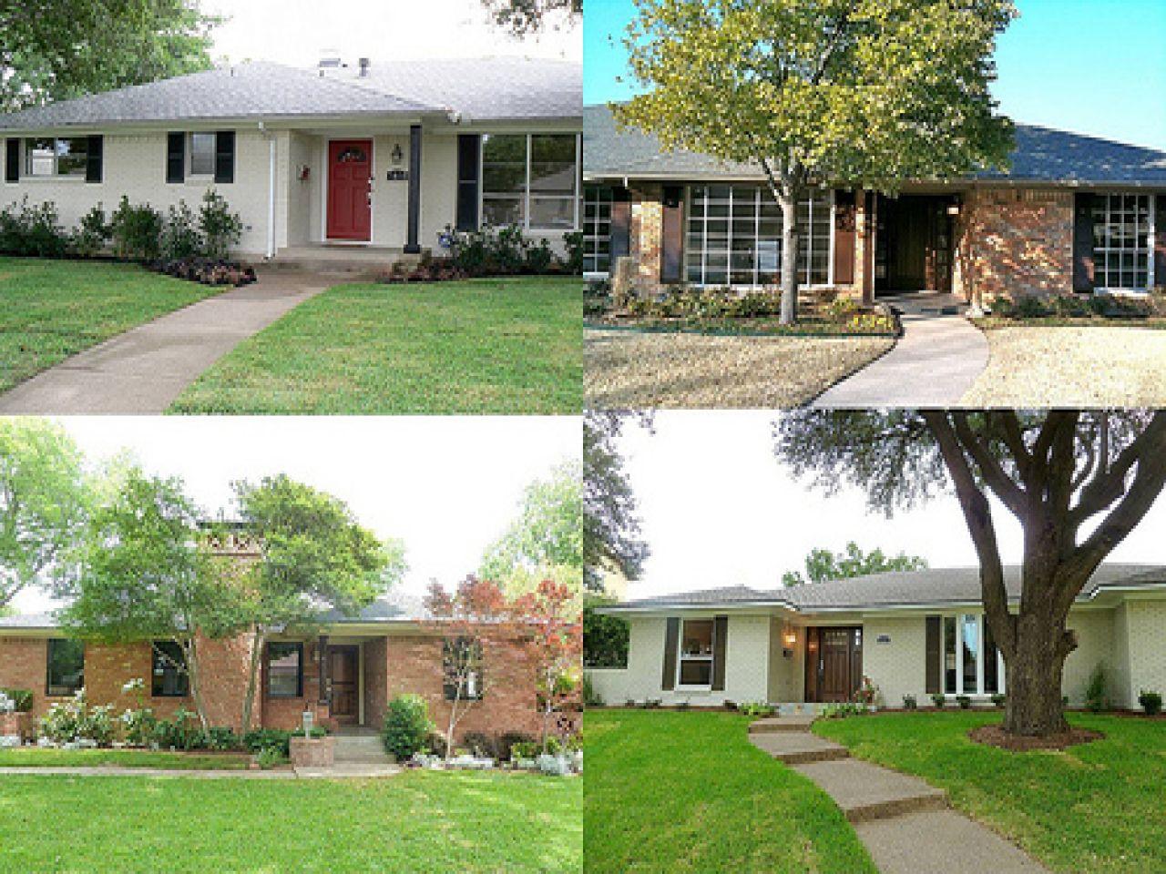 Painted Brick House Blue : Rickyhil Outdoor Ideas ... on Brick House Painting Ideas  id=66855