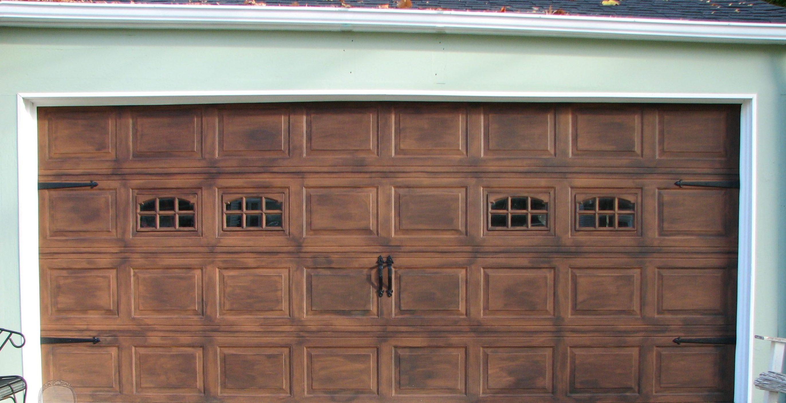 Painting Garage Door Before And After Ideas — Rickyhil ... on Garage Door Paint Ideas  id=99966