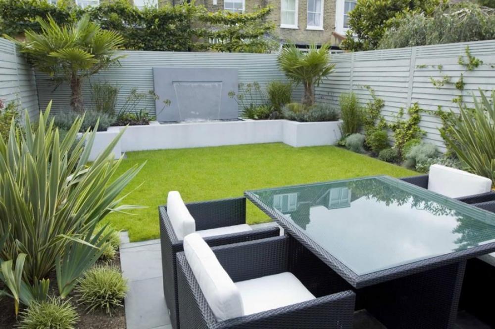 ... Small Backyard Designs Furniture ...