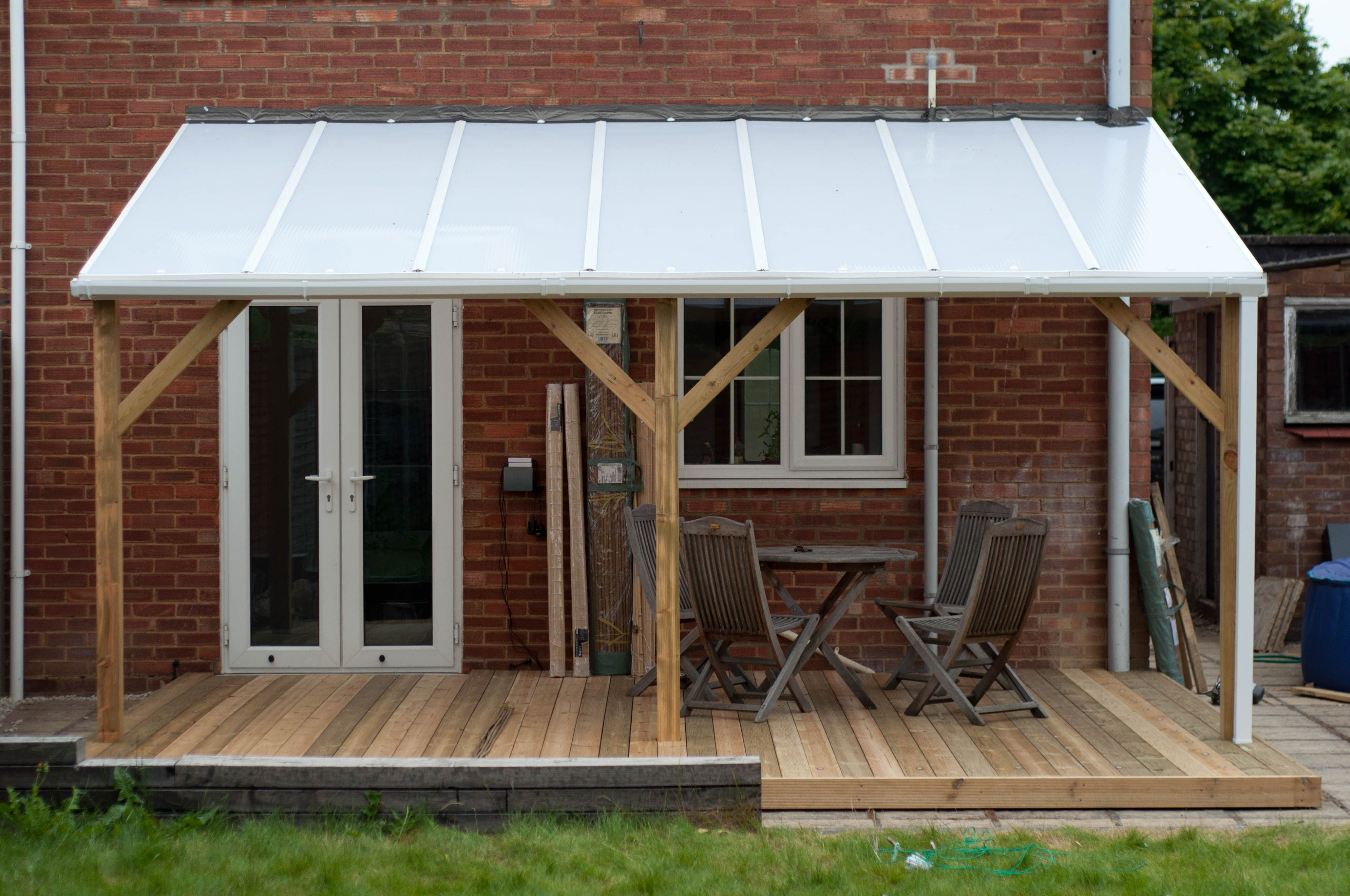 Lean To Roof Plans : Rickyhil Outdoor Ideas - Lean To Roof ...
