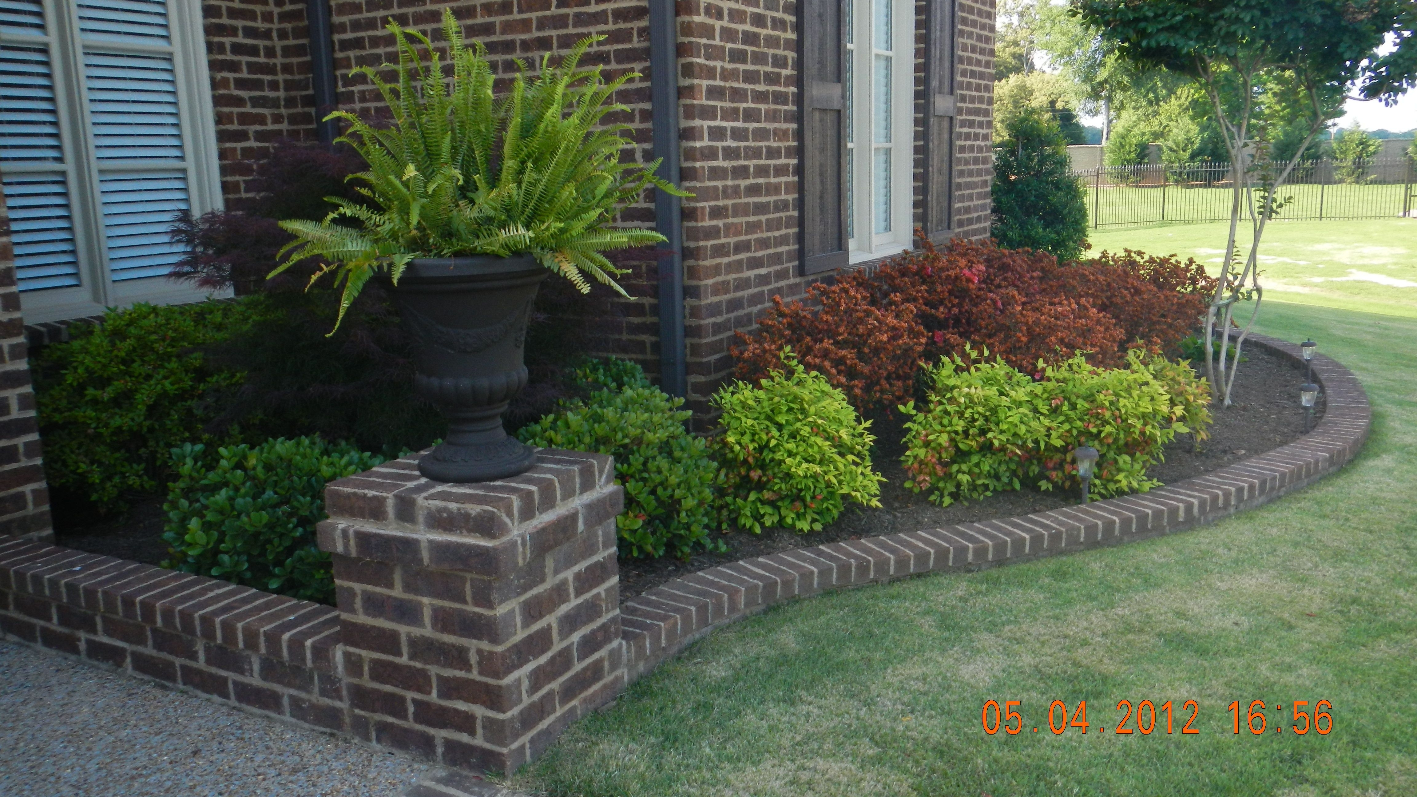 Low Maintenance Landscaping Ideas For Small Yards ... on Low Maintenance Back Garden Ideas id=26613