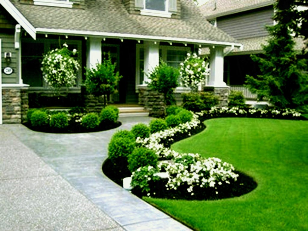 Low Maintenance Landscaping Ideas For Small Front Yard ...