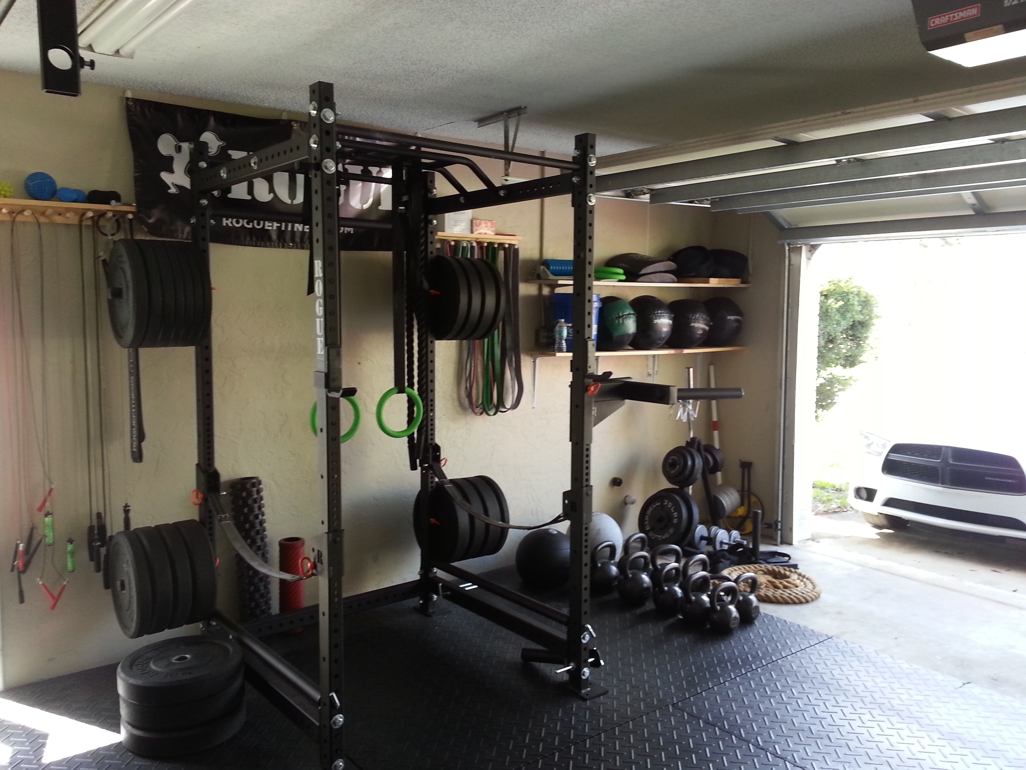 Garage conversion to gym ideas rickyhil outdoor ideas very
