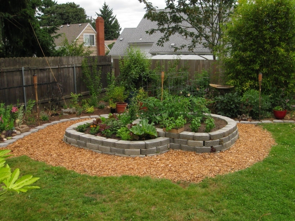 Front Yard Landscaping Ideas With Stones Rickyhil Outdoor Ideas