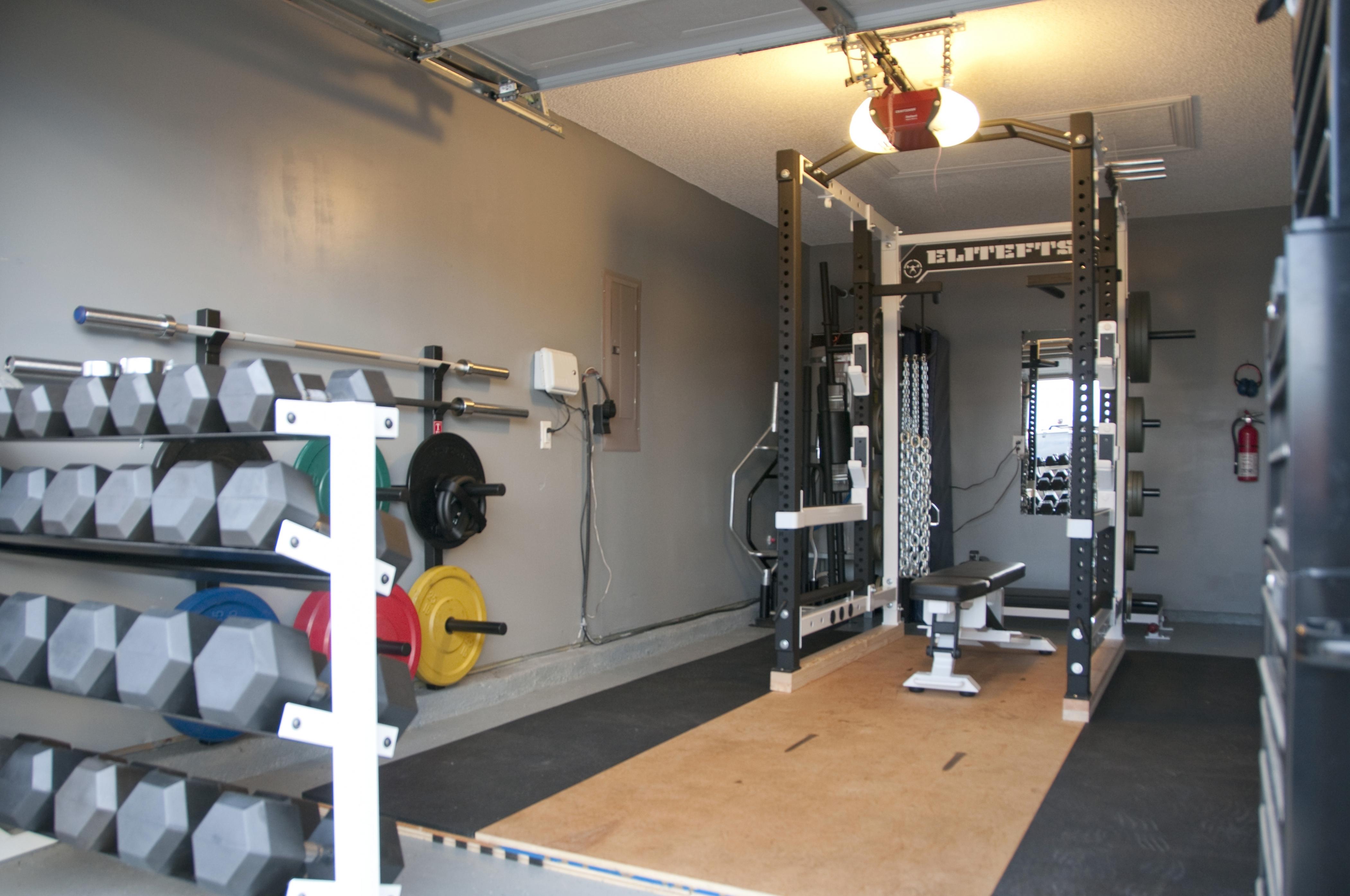 Storage garage gym ideas : rickyhil outdoor ideas very useful