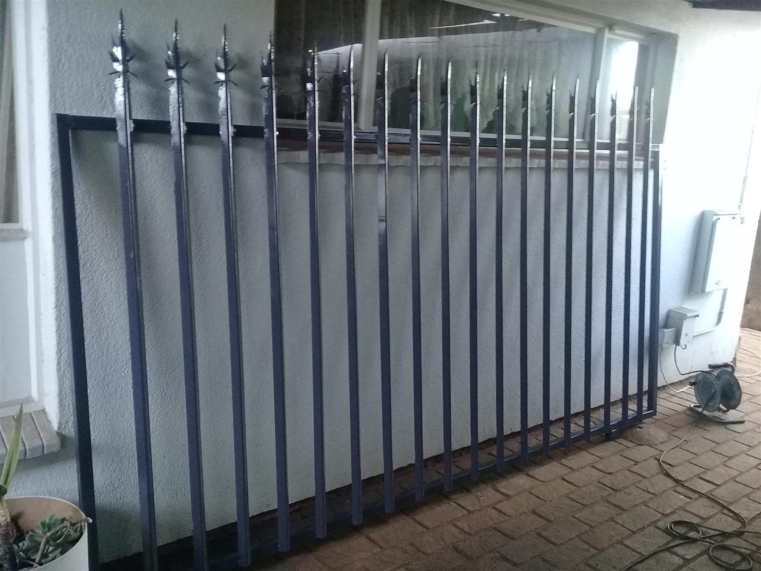 Awesome Sliding Driveway Gates House Rickyhil Outdoor Ideas